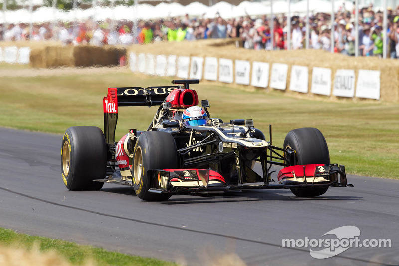 Lotus-Renault R30