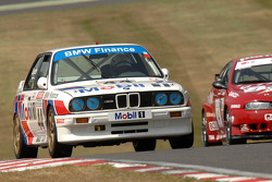 Ex Steve Soper 1991 BMW E3 M3 driven by Mark Smith