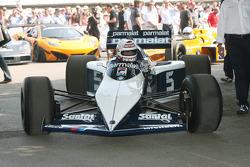 Nelson Piquet, Brabham BMW BT52