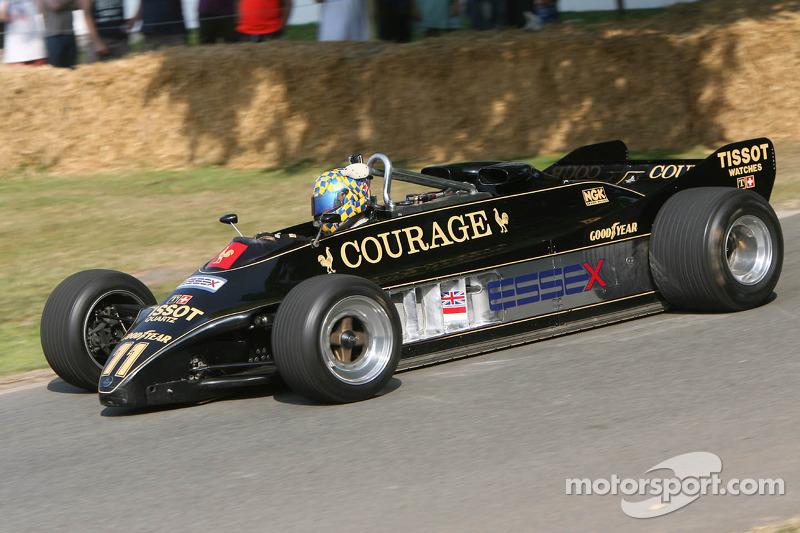 Dan Collins, Lotus Cosworth 88B