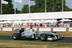 Nico Rosberg, Mercedes MGP W02
