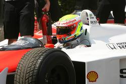 Oliver Turvey, McLaren MP4/4