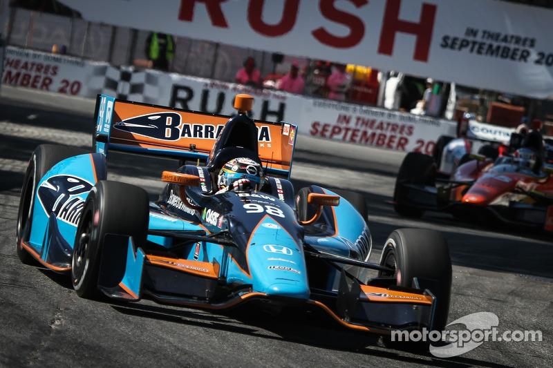 Alex Tagliani, Barracuda Racing Honda