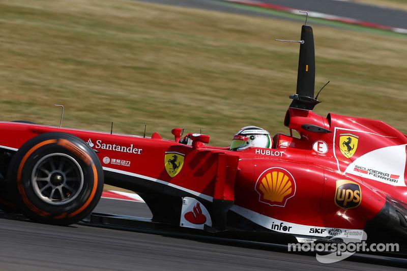 Davide Rigon, Ferrari F2012 Test Driver