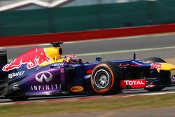 Antonio Felix da Costa, Red Bull Racing RB9 Test Driver