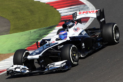 Susie Wolff, Williams FW35 Development Driver