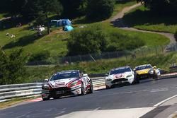 Wolfgang Weber, Rickard Nilsson, Norbert Bermes, Avia Racing, Aston Martin Vantage V8