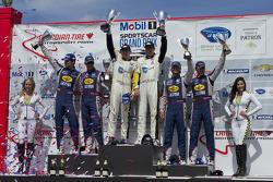 GT-podium