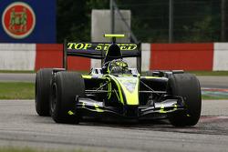 #23 Ingo Gerstl, Dallara (GP2-2005)