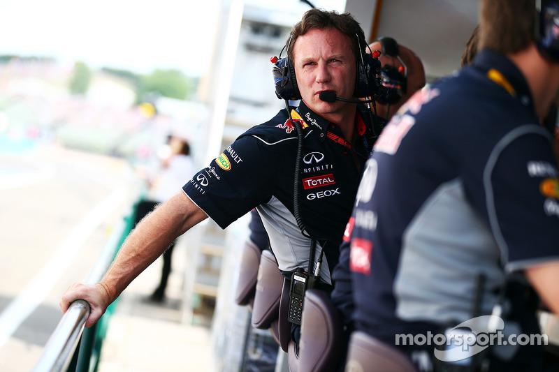 Christian Horner, Teambaas Red Bull Racing