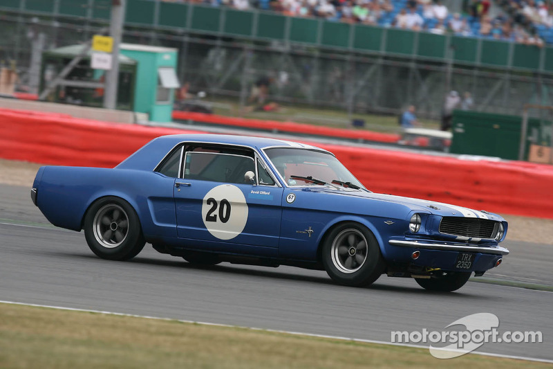 David Clifford, Ford Mustang