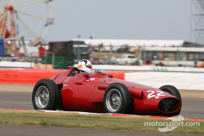 Allan Miles, Maserati 250F CM7