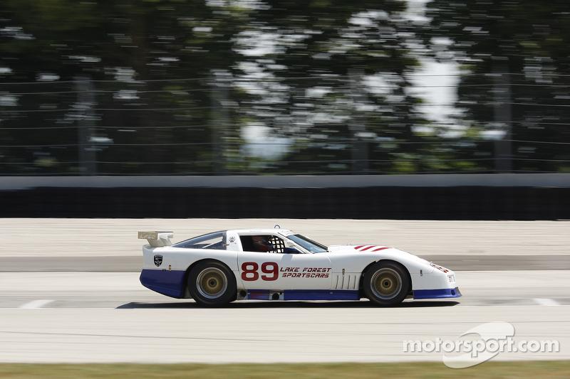 #89 1986 Corvette: Rick Mancuso