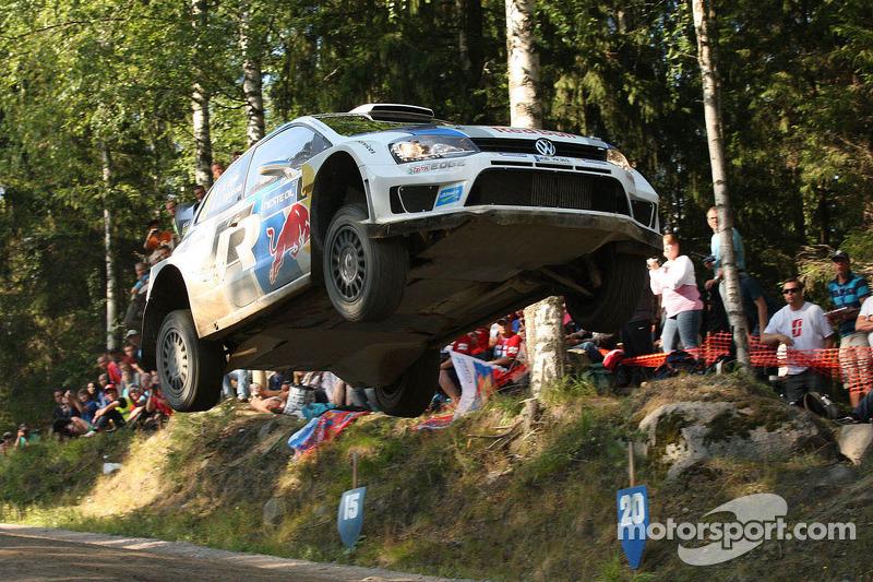 #7: Rally de Finlandia 2013