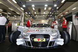 Adrien Tambay, Audi Sport Team Abt, Audi A5 DTM