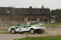 Fabrizio Gini e Lunardi Gabriele, Subaru Impreza