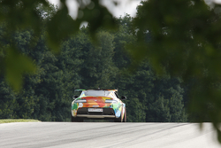 Drew Regitz, Aston Martin Vantage GT4