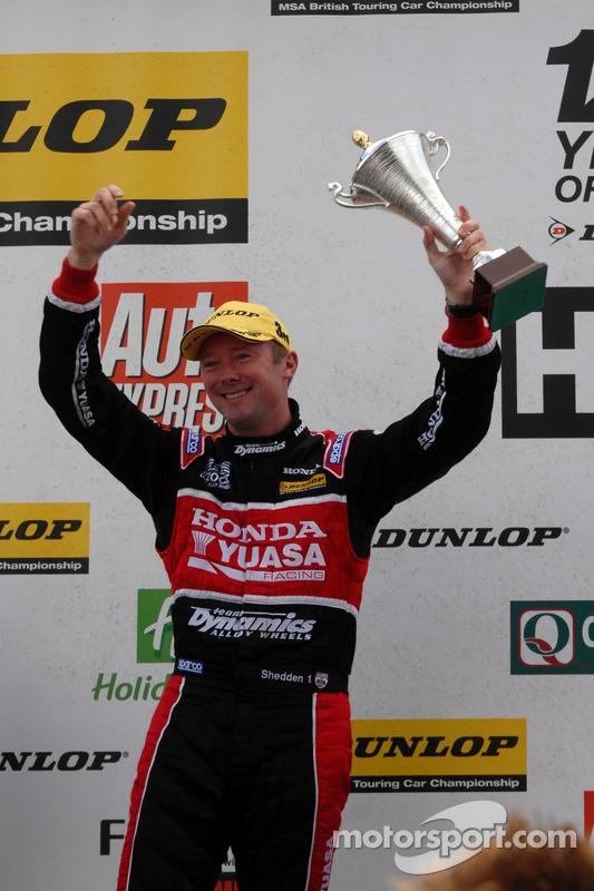 Etapa 16 terceiro lugar Gordon Shedden