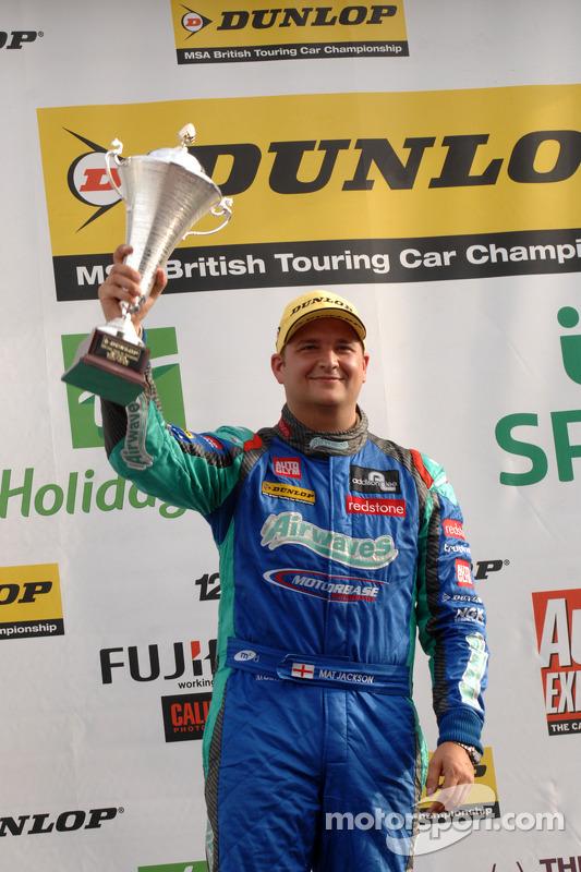 Etapa 18 segundo lugar Mat Jackson