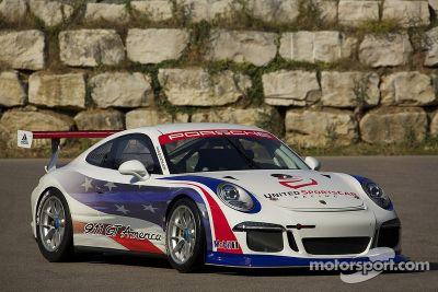 Porsche unveils 911 GT America