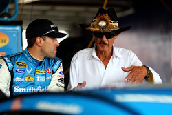 Aric Almirola, Ford and Richard Petty