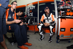 Cairoli Tes KTM di Valencia