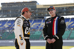 Michael McDowell, Leavine Family Racing Chevrolet Ryan Newman, Richard Childress Racing Chevrolet