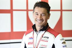 Lucio Cecchinello, Team LCR Honda Team