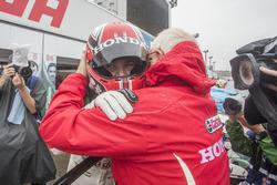 Pole position voor Norbert Michelisz, Honda Racing Team JAS, Honda Civic WTCC