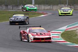 #301 Octane 126 Ferrari 488: Fabienne Wohlwend
