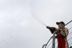 Podium: #301 Octane 126 Ferrari 488: Fabienne Wohlwend