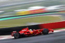 Felipe Massa, Ferrari F2007
