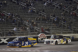 Chase Briscoe, Brad Keselowski Racing Ford, Regan Smith, Ricky Benton Racing Ford