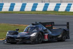 Acura DPi Team Penske Daytona testing