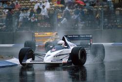 Мартин Брандл, Brabham BT58