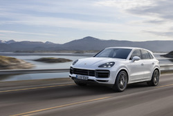 Test: Porsche Cayenne Turbo