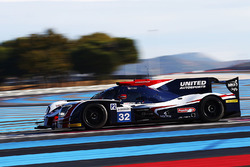 Test: United Autosports in Le Castellet