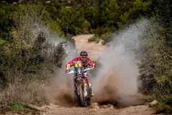 #5 Monster Energy Honda Team: Joan Barreda
