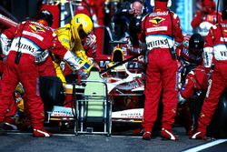 Ralf Schumacher, Williams Supertec FW21, cuarto lugar