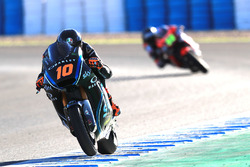 Moto2-Test in Jerez, November