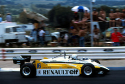 René Arnoux, Renault RE30B