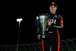 2017 champion Christopher Bell, Kyle Busch Motorsports Toyota