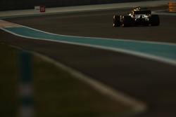 Abu Dhabi, test di novembre