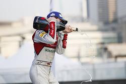 Победитель гонки Даниэль Абт, Audi Sport ABT Schaeffler