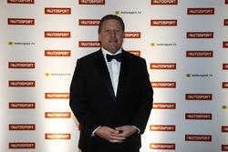 Zak Brown, director ejecutivo de McLaren Technology Group