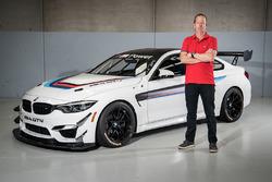 BMW M4 GT4 onthulling