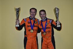 FARA MP1A Enduro Champions Sergio Lagana and William Freire