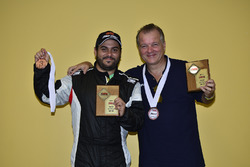 FARA MP1B Sprint Third-Place Lino Fayen y Juan Fayen of Formula Motorsport