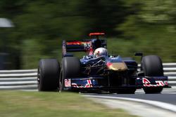 Jaime Alguersuari, Toro Rosso STR04