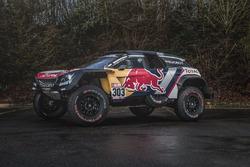 Ливрея Peugeot Sport на Ралли Дакар